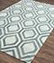 Jaipur Rugs - Hand Tufted Wool Grey and Black TRA-362 Area Rug Floorshot - RUG1077059