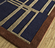 Jaipur Rugs - Hand Tufted Wool and Viscose Blue TRA-483 Area Rug Floorshot - RUG1095928