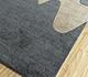 Jaipur Rugs - Hand Tufted Wool Blue TRA-525 Area Rug Floorshot - RUG1095538