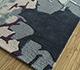 Jaipur Rugs - Hand Tufted Wool Blue TRA-689 Area Rug Floorshot - RUG1095710