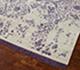 Jaipur Rugs - Tibetan Wool and Silk Ivory TX-503 Area Rug Floorshot - RUG1057774