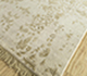 Jaipur Rugs - Hand Knotted Wool and Silk Ivory TX-503 Area Rug Floorshot - RUG1058887
