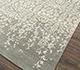 Jaipur Rugs - Tibetan Wool and Viscose Grey and Black YRH-703 Area Rug Floorshot - RUG1067960