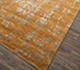 Jaipur Rugs - Hand Knotted Wool and Viscose Beige and Brown YRH-703 Area Rug Floorshot - RUG1066019