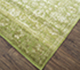 Jaipur Rugs - Hand Knotted Wool and Bamboo Silk Green ZBL-414 Area Rug Floorshot - RUG1061917