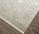 Jaipur Rugs - Hand Knotted Wool and Silk Blue QNQ-21 Area Rug Floorshot - RUG1042848