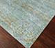 Jaipur Rugs - Hand Knotted Wool and Bamboo Silk Blue ESK-628 Area Rug Floorshot - RUG1063731