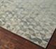 Jaipur Rugs - Hand Knotted Wool and Bamboo Silk Ivory ESK-680 Area Rug Floorshot - RUG1063735