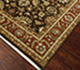 Jaipur Rugs - Hand Knotted Wool Beige and Brown JC-132 Area Rug Floorshot - RUG1044234