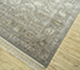 Jaipur Rugs - Hand Knotted Wool and Silk Grey and Black NRA-16 Area Rug Floorshot - RUG1056999
