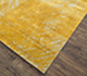 Jaipur Rugs - Hand Knotted Wool and Silk Beige and Brown QM-951 Area Rug Floorshot - RUG1077440