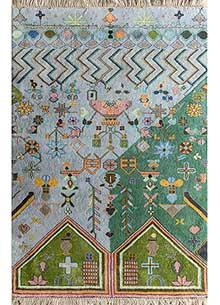 artisan-originals-medium-blue-black-olive-rug1092457