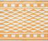 Saffron/White
