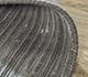 Jaipur Rugs - Hand Loom Wool and Viscose Grey and Black HWV-2000 Area Rug Loomshot - RUG1088052