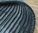 Jaipur Rugs - Hand Loom Wool and Viscose Blue HWV-2000 Area Rug Loomshot - RUG1092639