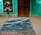Jaipur Rugs - Hand Knotted Wool Blue LE-41 Area Rug Loomshot - RUG1083956