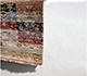 Jaipur Rugs - Hand Knotted Wool and Bamboo Silk Green LES-189 Area Rug Loomshot - RUG1071083