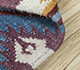 Jaipur Rugs - Flat Weaves Wool Ivory PDWL-353 Area Rug Loomshot - RUG1098475