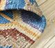 Jaipur Rugs - Flat Weave Wool Blue PDWL-353 Area Rug Loomshot - RUG1098476