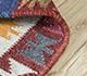 Jaipur Rugs - Flat Weaves Wool Ivory PDWL-356 Area Rug Loomshot - RUG1098480