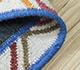 Jaipur Rugs - Flat Weave Wool Ivory PDWL-359 Area Rug Loomshot - RUG1098481