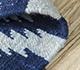 Jaipur Rugs - Flat Weaves Wool Blue PDWL-449 Area Rug Loomshot - RUG1098493