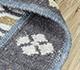 Jaipur Rugs - Flat Weaves Wool Ivory PDWL-452 Area Rug Loomshot - RUG1098497
