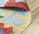 Jaipur Rugs - Flat Weave Wool Multi PDWL-459 Area Rug Loomshot - RUG1098504