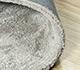 Jaipur Rugs - Hand Tufted Wool and Viscose Grey and Black TAQ-4307 Area Rug Loomshot - RUG1092745