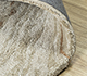 Jaipur Rugs - Hand Tufted Wool and Viscose Ivory TAQ-4309 Area Rug Loomshot - RUG1092750