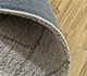 Jaipur Rugs - Hand Tufted Wool Grey and Black TLR-25 Area Rug Loomshot - RUG1087090