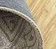 Jaipur Rugs - Hand Tufted Wool Grey and Black TLR-27 Area Rug Loomshot - RUG1087092