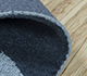 Jaipur Rugs - Hand Tufted Wool Blue TRA-689 Area Rug Loomshot - RUG1095710
