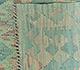 Jaipur Rugs - Flat Weaves Wool Green AFDW-19 Area Rug Prespective - RUG1091052