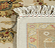 Jaipur Rugs - Hand Knotted Silk Ivory ASL-06 Area Rug Prespective - RUG1049314