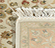 Jaipur Rugs - Hand Knotted Silk Ivory ASL-16 Area Rug Prespective - RUG1035960