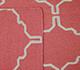 Jaipur Rugs - Flat Weave Wool Red and Orange DW-119 Area Rug Prespective - RUG1033086