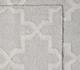 Jaipur Rugs - Flat Weaves Wool Grey and Black DW-7001 Area Rug Prespective - RUG1084494