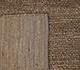 Jaipur Rugs - Shag Jute Gold GI-07 Area Rug Prespective - RUG1077402