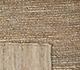 Jaipur Rugs - Shag Jute Beige and Brown GI-07 Area Rug Prespective - RUG1077405