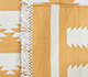 Jaipur Rugs - Flat Weave Cotton Gold PDCT-07 Area Rug Prespective - RUG1107266