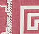 Jaipur Rugs - Flat Weave Cotton Pink and Purple PDCT-103 Area Rug Prespective - RUG1086754