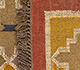 Jaipur Rugs - Flat Weave Jute Red and Orange PDJT-109 Area Rug Prespective - RUG1107050