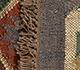 Jaipur Rugs - Flat Weave Jute Grey and Black PDJT-110 Area Rug Prespective - RUG1107053