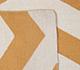 Jaipur Rugs - Flat Weaves Wool Red and Orange PDWL-122 Area Rug Prespective - RUG1050755