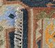 Jaipur Rugs - Flat Weaves Wool Blue PDWL-352 Area Rug Prespective - RUG1098472