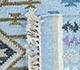 Jaipur Rugs - Flat Weaves Wool Blue PDWL-353 Area Rug Prespective - RUG1098474