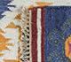 Jaipur Rugs - Flat Weaves Wool Ivory PDWL-356 Area Rug Prespective - RUG1098480