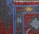 Jaipur Rugs - Flat Weave Wool Grey and Black PDWL-442 Area Rug Prespective - RUG1098484