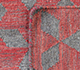 Jaipur Rugs - Flat Weave Wool Red and Orange PDWL-444 Area Rug Prespective - RUG1098487